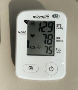 Baumanometro digital con sensor de arritmias, de venta en omron walmart