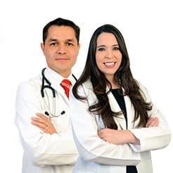Cardiologos Dr Ayax y Dra Pulido